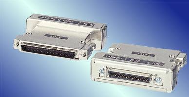 SCSI 80pin SCA - 68pin ハーフピッチ 変換アダプタ
